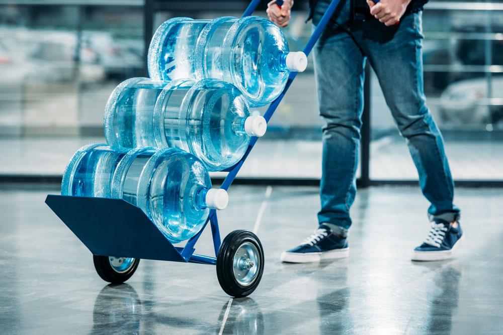 water cooler rentals