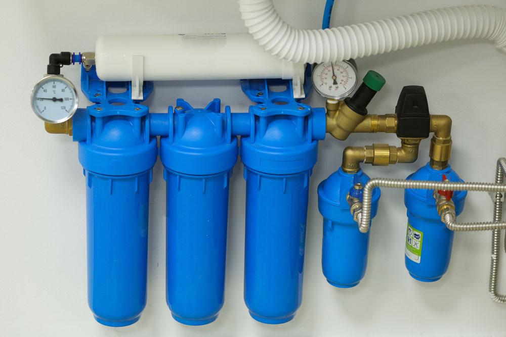 water filter system maintenance