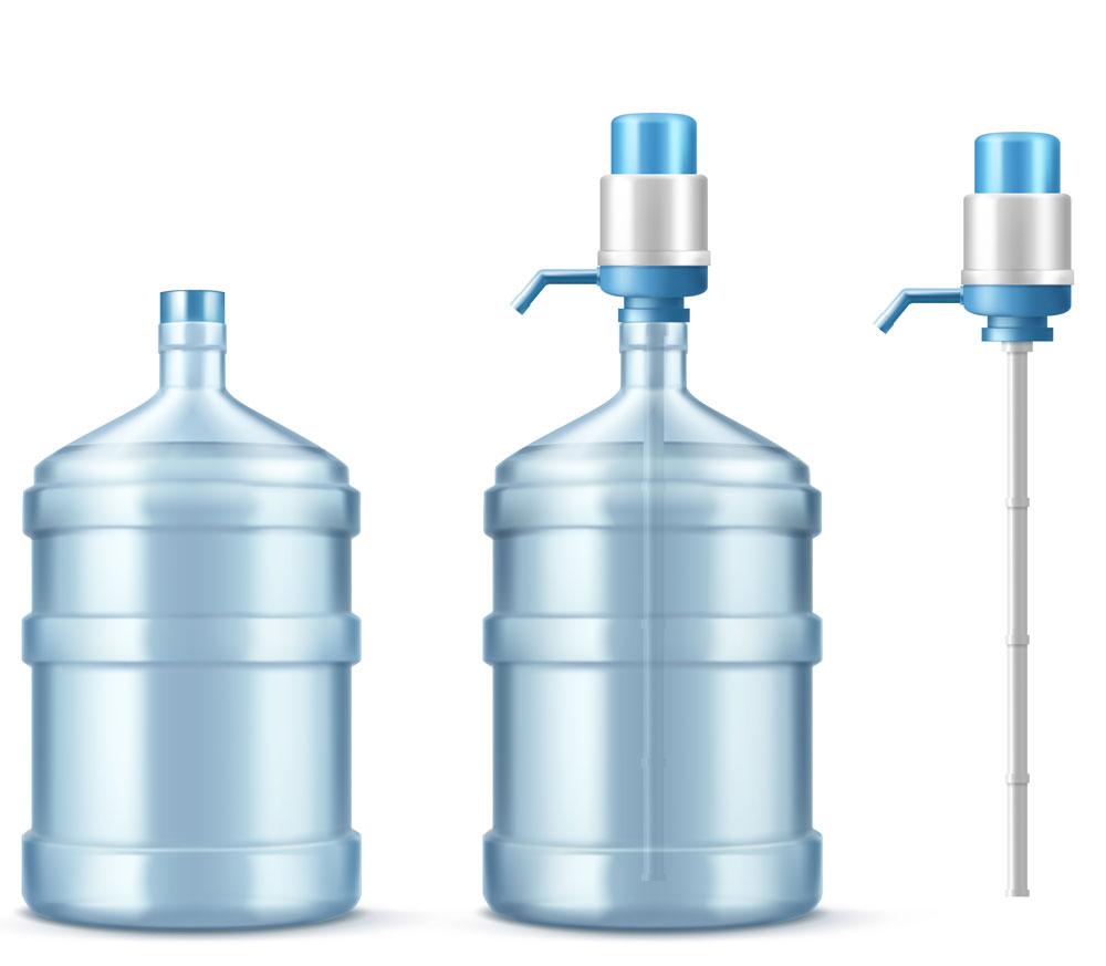 water jug pump accessory